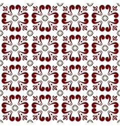 Vinous seamless abstract pattern vector