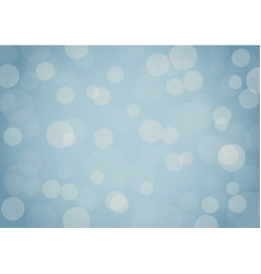 abstract blue background with blur light vector image