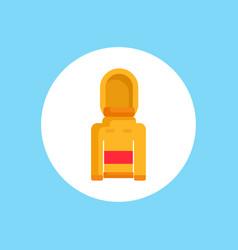 hoodie icon sign symbol vector image