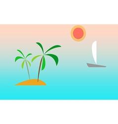 Paradise vector