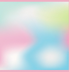 colorful pastel blurred background for print web vector image