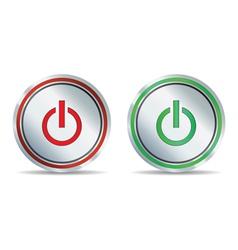 power icon vector image