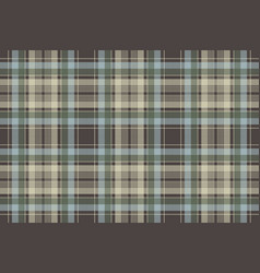 classic check plaid seamless pixel pattern vector image