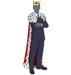 King business vector