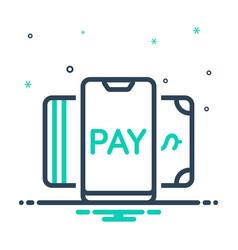 Payment method vector