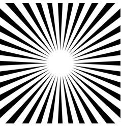 Radial - radiating lines starburst sunburst vector
