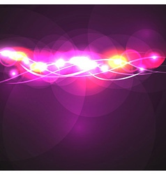 Dynamic Abstract Background vector image