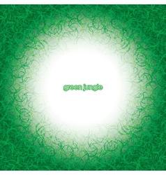 Green jangle vector
