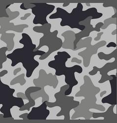 modern fashion trendy camo pattern vector image