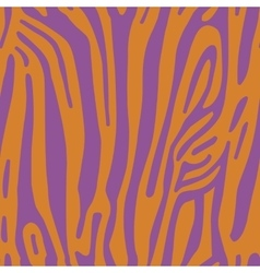 Seamless background with Zebra skin vector