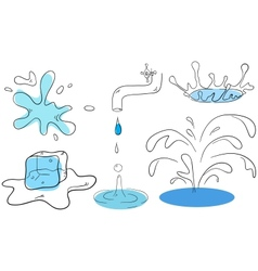 Water collection vector