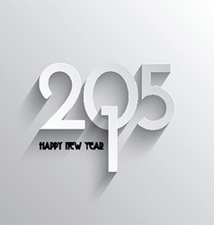 happy new year background 1711 vector image