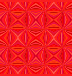 Red seamless abstract hypnotic swirl stripe vector
