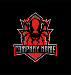 redbacks esport logo vector image