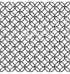 Vintage seamless pattern textured vector