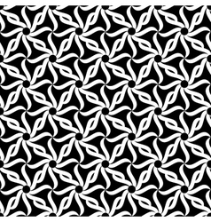 Flower seamless pattern 5 vector image vector image