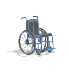 Picture wheelchair vector
