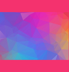 abstract rainbow background consisting of colored vector image