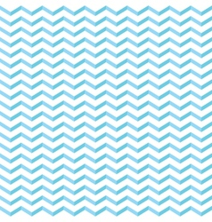 Geometric seamless wave pattern vector image