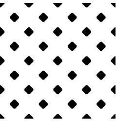 tile black and white background pattern vector image