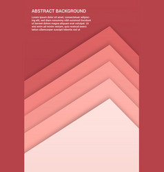 abstract paper elegant vertical poster vector image
