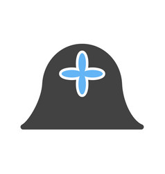 Hat ii icon vector
