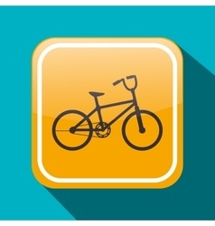 Road sign icon graphic vector image vector image