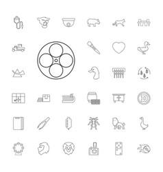 33 logo icons vector