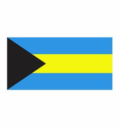 Bahamas flag vector