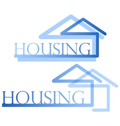 Housing symbol vector