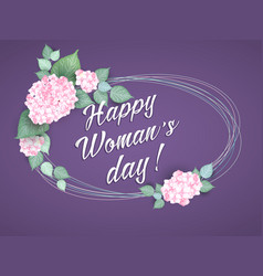 8 march women s day greeting card template vector