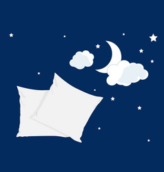 Best dreams background vector