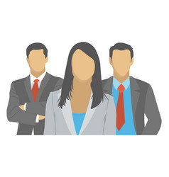 Business professionals vector