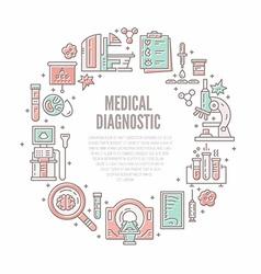 Medical Check-Up vector