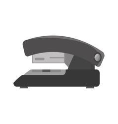 stapler office supply icon vector image