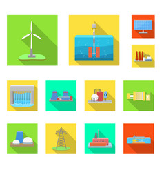 Isolated object source and environment symbol vector