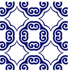 Ornamental seamles pattern vector