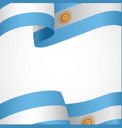 Decoration argentina vector