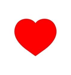 Heart icon 2 vector image