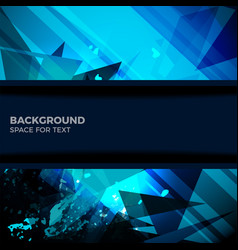 Background blue texture space vector