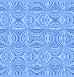 blue seamless psychedelic abstract swirl ray vector image