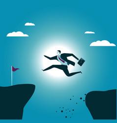 Jump to goal vector