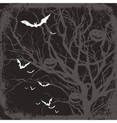 Halloween themed background vector