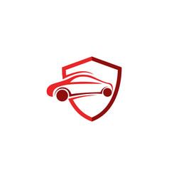 Auto car logo template icon vector