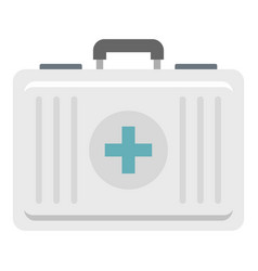 First aid icon isolated vector