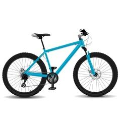 Montain bike vector image