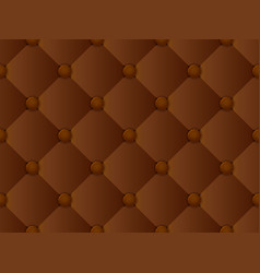 upholstery pattern black vector image vector image