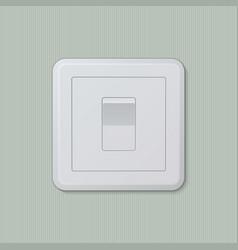Light switch 01 vector