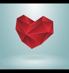 Heart concept design vector image