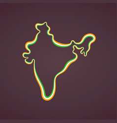 India Map Outline Vector Images (over 800)